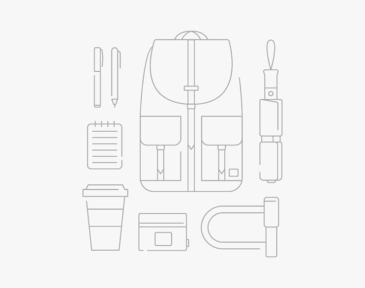 ขนาดกระเป๋า Herschel Dawson Backpack | XS