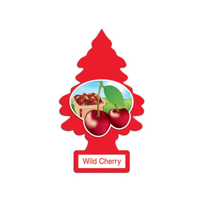 Little Trees Air Freshener - Wild Cherry