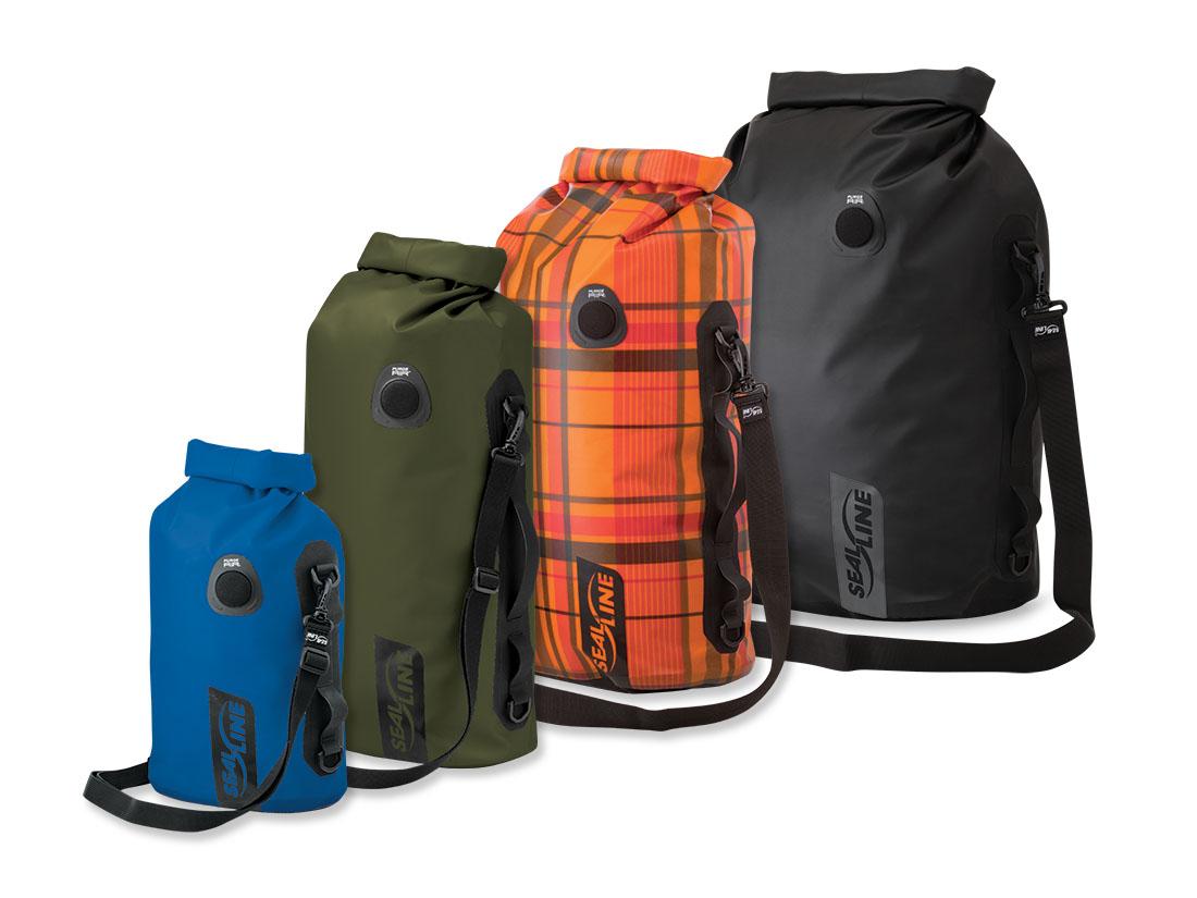 DISCOVERY™ DECK DRY BAG 10 L ถุงกันน้ำแบบสะพายได้ขนาด 10 ลิตร