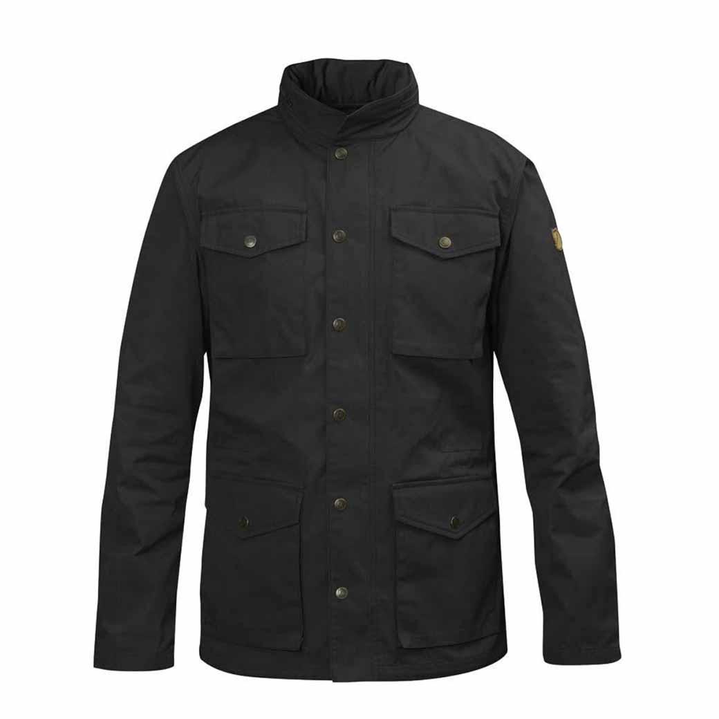 Fjällräven Raven Jacket Men - Black