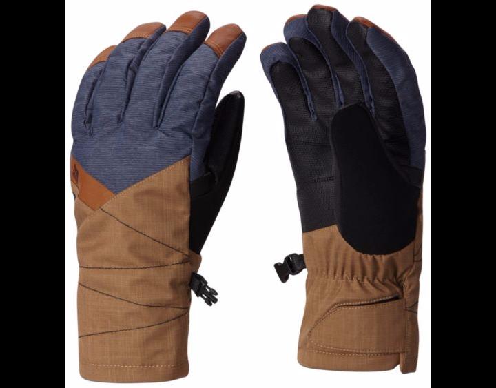 Columbia Men's ST.Anthony Gloves - India Ink Crossdye/Delta Melange