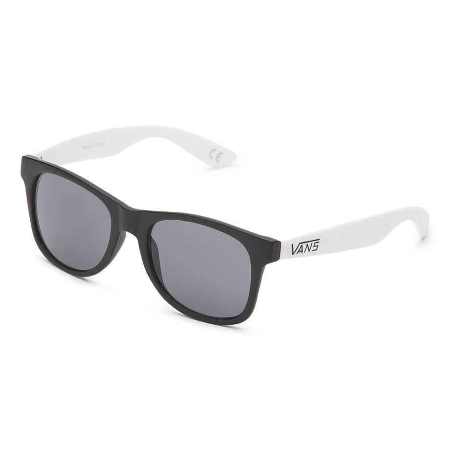 Vans Spicoli 4 Sunglasses - Black/White