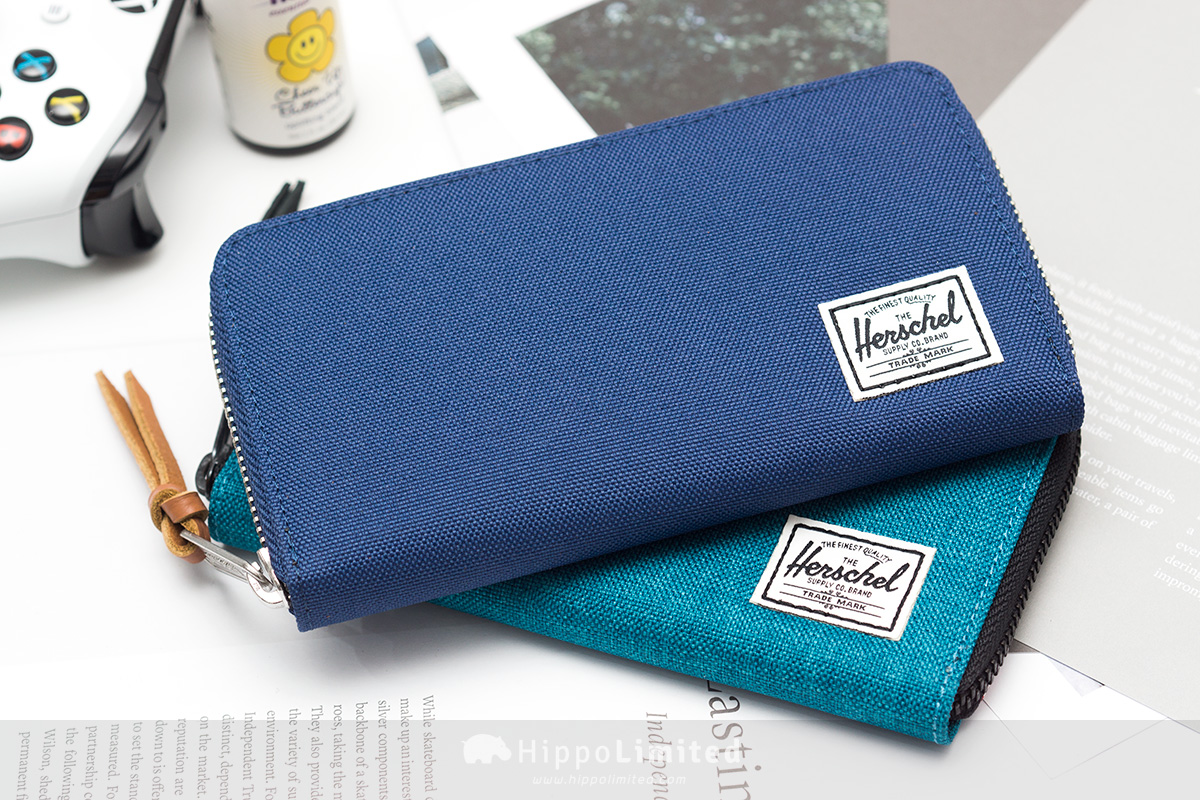 Herschel Thomas Wallet - Twilight Blue / Pelican