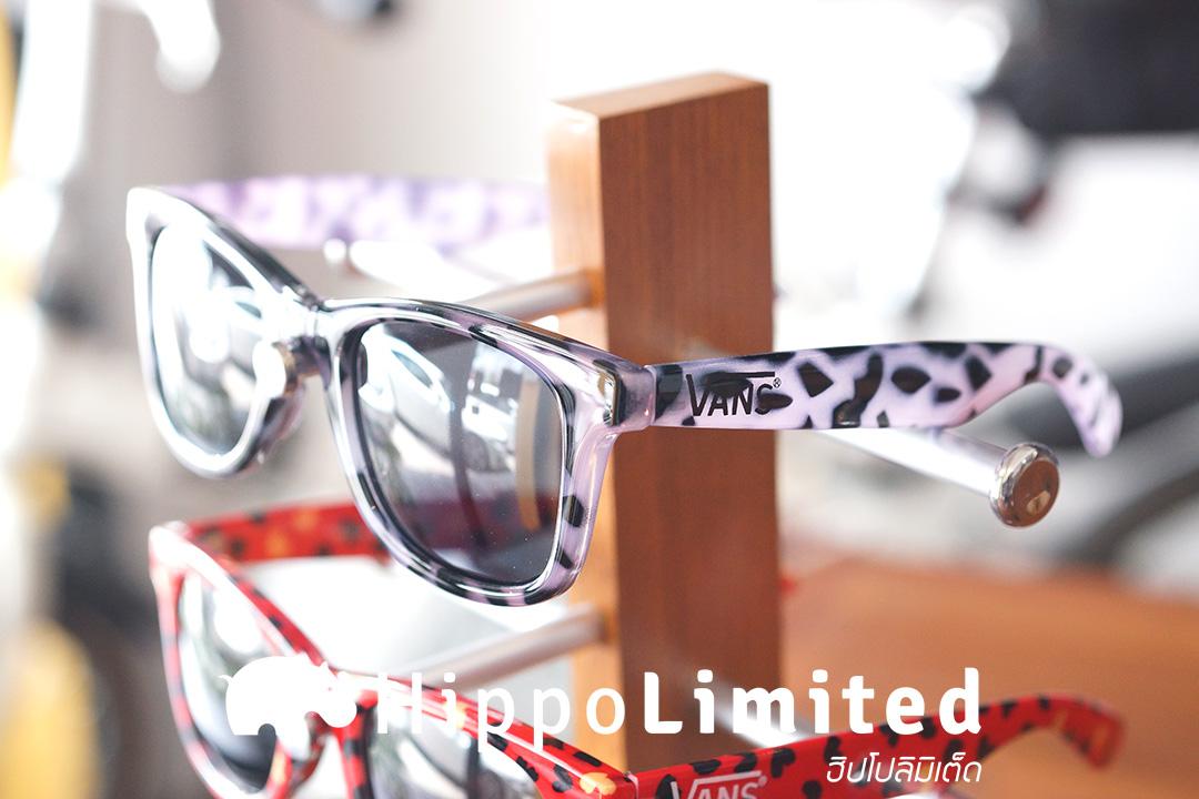 แว่น Vans Janelle Hipster Sunglasses - Lilac