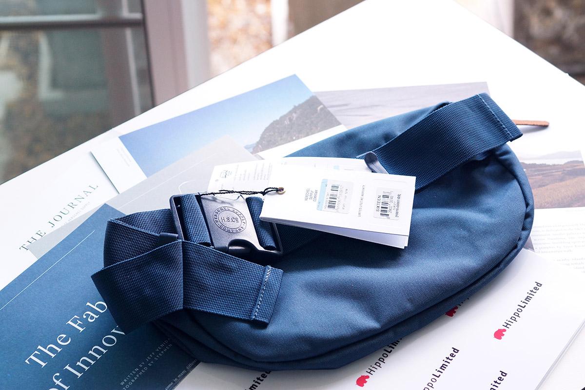 กระเป๋าคาดเอว Herschel Sixteen Hip Pack - Navy