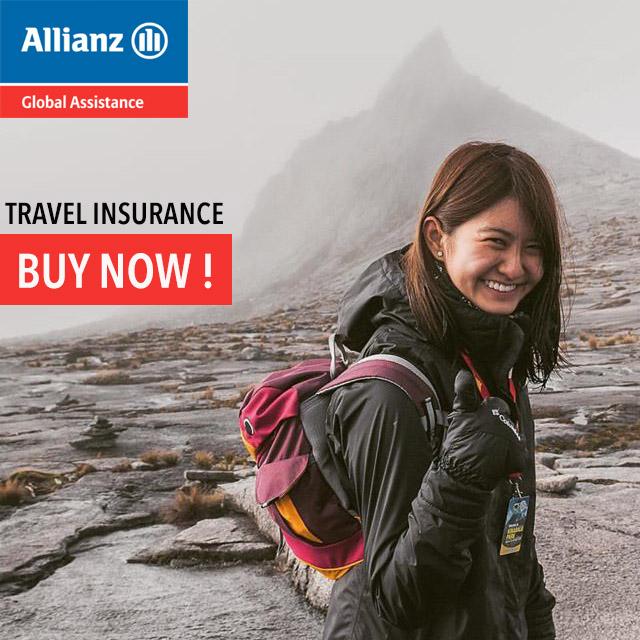 ซื้อประกันการเดินทาง ที่ไหนดี AGA ซื้อเลย!