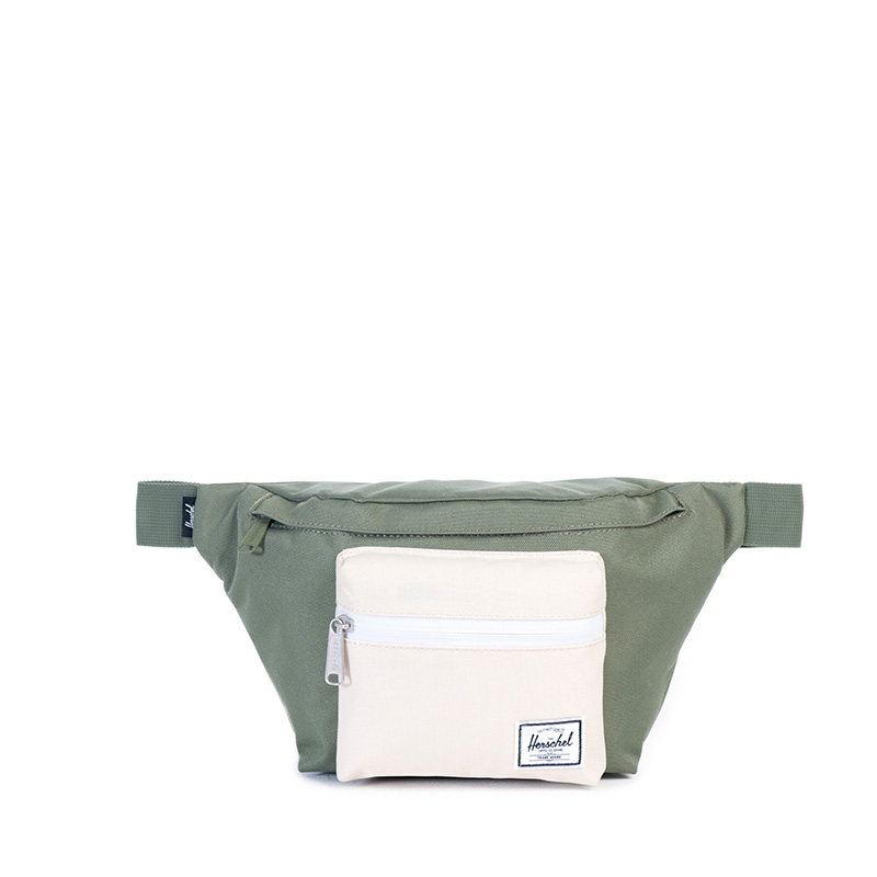 Herschel Seventeen Hip Pack - Lichen Green/Natural