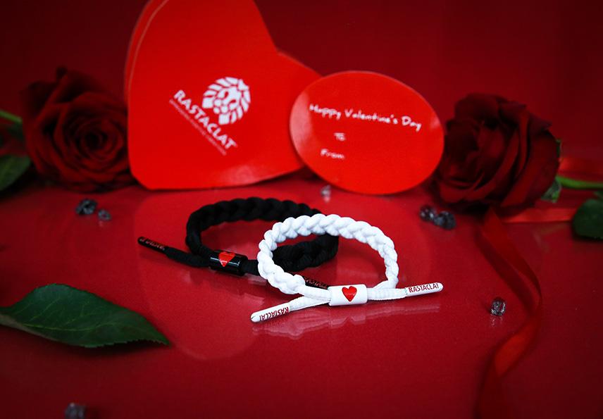 Rastaclat Valentine's Day - แพ็คคู่สองเส้น