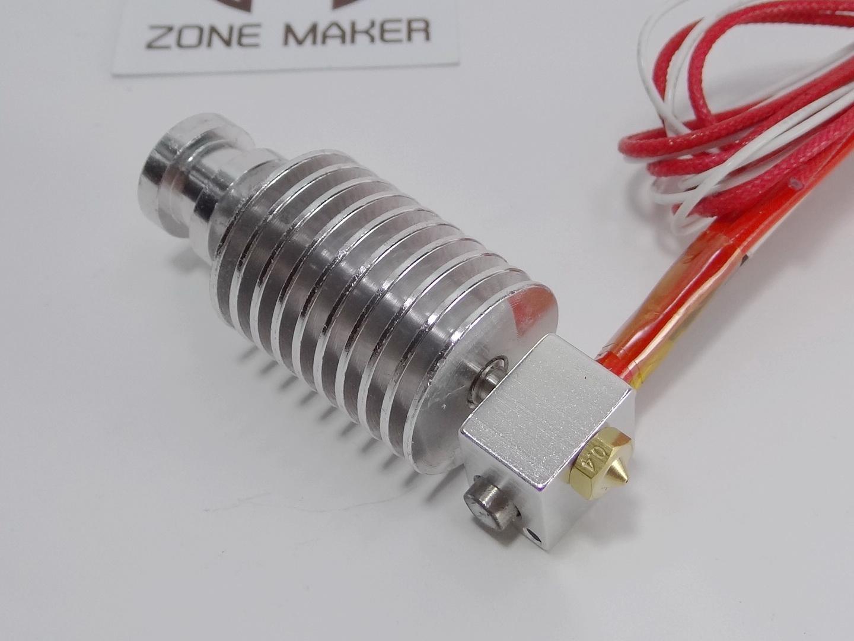 V5 J-head Hotend E3D nozzle 0.4mm 1.75mm filament (short distance feeder)