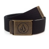 Volcom Circle Web Belt - Stealth