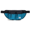 Herschel Eighteen Hip Pack - Ocean Depths Grid / Black