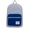 Herschel Pop Quiz Backpack - Quarry / Blueprint