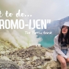 What to do ... 'Bromo-Ijen'
