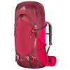 GREGORY Amber V2 60L for Women - Ruby Red