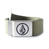 Volcom Circle Web Belt - Forest