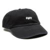 OBEY Jumble Bar Hat - Black