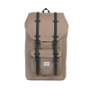Herschel Little America - Lead Green / Black Rubber