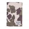Herschel Search Passport Holder - Frog Camo / RFID