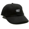 OBEY Times 6 Panel Hat - Black