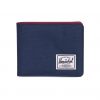 Herschel Roy Wallet | Coin - Navy / Red / RFID