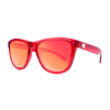 Knockaround Premiums Sunglasses - Red Monochrome