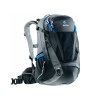 DEUTER Trans Alpine 30 black-graphite (black-grey)
