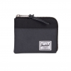 Herschel Johnny Wallet - Dark Shadow / Black / RFID
