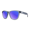 Knockaround Premiums Sunglasses - Frosted Grey / Moonshine