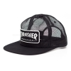 Thrasher Magazine Logo Mesh - Black / White