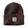 Carhartt Acrylic Watch Hat - Dark Brown