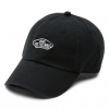 Vans Court Side Baseball Cap - Black