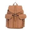 Herschel Dawson Backpack | Womens - Caramel Quilted / Caramel Synthetic Leather