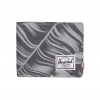 Herschel Roy Wallet - Silver Birch Palm