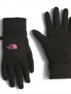 TNF - WOMEN'S ETIP™ HARDFACE GLOVES (TNF BLACK / CERISE PINK)