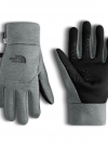 TNF - WOMEN'S ETIP™ HARDFACE GLOVES (MONUMENT GREY HEATHER PRINT)