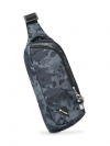 PACSAFE | Vibe 150 Anti-theft cross body pack (Grey Camo)