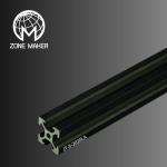 V-Slot อลูมิเนียมโปรไฟล์ 2020 สีดำ (ราคา/10cm)