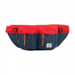 Herschel Eighteen Hip Pack - Navy/Red