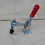 MC-102-B Vertical Type Toggle Clamps 100kg Holding Capacity 105mm