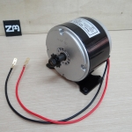 250W 24V DC Electric Motor 2750 RPM