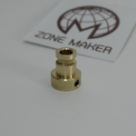 Copper Gear Wheel Extruder Pulley 5mm bore