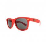 Knockaround Fort Knocks Sunglasses - Red / Smoke