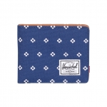 Herschel Hank Wallet - Twilight Blue / White Dots