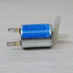 DC12V Solenoid valve Mini Micro electric Water Gas valve Discouraged Normally closed