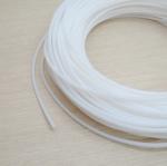 PTFE Teflon Tubes ID 2mm, OD 4mm สำหรับเส้น filament 1.75mm (แบ่งขายเป็นเมตร)