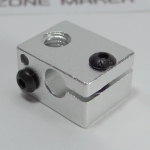 Aluminium Heat Block 16mm x 16mm x 12mm for E3D V6 J-head 3D Printer