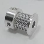 Timing Pulley 20 Teeth 2GT for width 10mm belt (ใส่แกน 5mm)