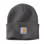 Carhartt Acrylic Watch Hat - Coal Heather