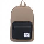Herschel Pop Quiz Backpack - Lead Green / Black