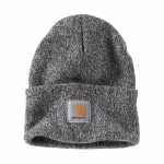 Carhartt Acrylic Watch Hat - Black / White